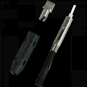 Karbonový štětec pro cylindrické pouzdro