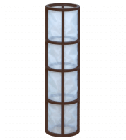 Nylonový filtr 150 µm, hnědý