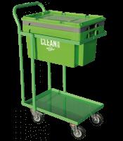 CLEAN BOX + podvozek